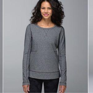 Lululemon Exhalation Pullover II Sweater